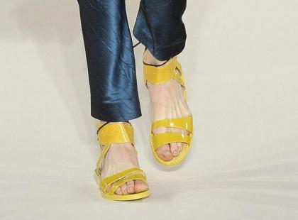 Hit sezonu: Plastikowe sandały