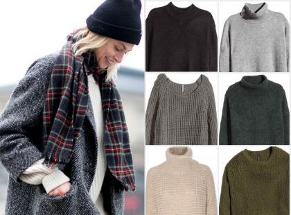 Hit sezonu! Przegląd ciepłych swetrów i tunik za pupę