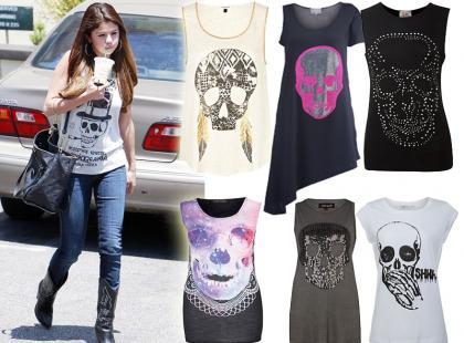 HIT: T-shirty z czaszką - najciekawsze propozycje ze sklepów od 40zł