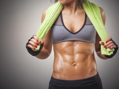 Hit! Trening ABS na płaski brzuch