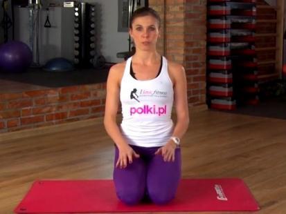 Hit! Trening na zdrowy kręgosłup krok po kroku cz.1