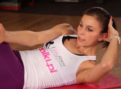 Hit! Trening na zdrowy kręgosłup krok po kroku cz.2