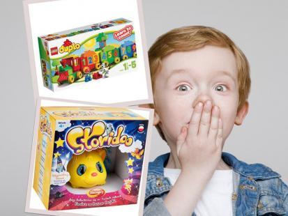 Hit! Zabawki edukacyjno-rozwojowe dla twojego dziecka
