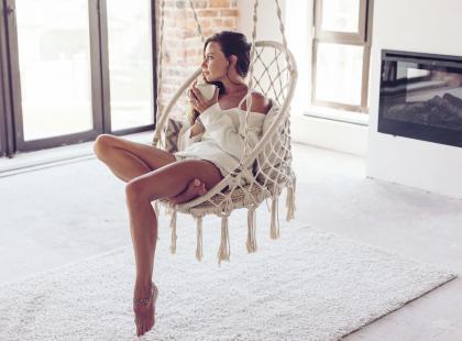 Hitowy fotel z Instagrama do kupienia w Netto! Cena? Zaskakująco niska!