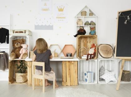 Hity z Instagrama: 10 pomysłów na pokój dla dziewczynki