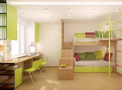 łóżko Piętrowe Pomysły Na Aranżacje Z Piętrowym łóżkiem