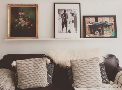 Hity z Instagrama: 7 pomysłów na aranżację zdjęć na ścianie