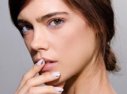 Hity z Instagrama: kolorowy eyeliner w roli głównej