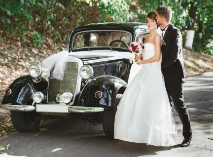 Hity z Instagrama: pojazd ślubny