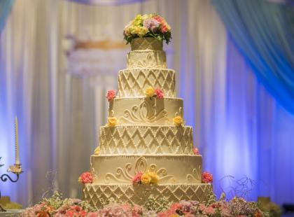 Hity z Instagrama: zdjęcia najpiękniejszych tortów ślubnych!