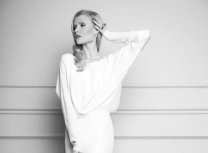 Honorata Wojtkowska z Top Model 2 w sukniach Zienia