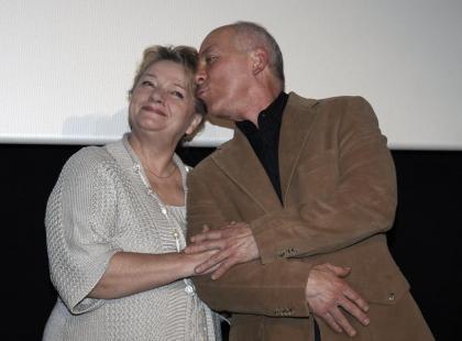 Honorowi dziadkowie - Anna Seniuk i Janusz Tylman