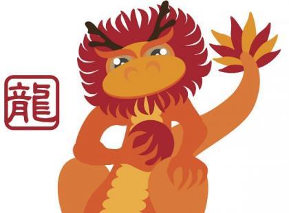 Horoskop chiński na rok 2016 – Smok