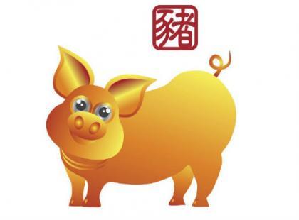 Horoskop chiński na rok 2016 - Świnia