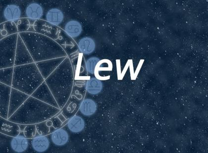 Horoskop miłosny 2016 Lew