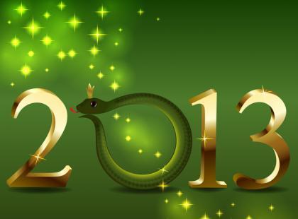 Horoskop na 2013