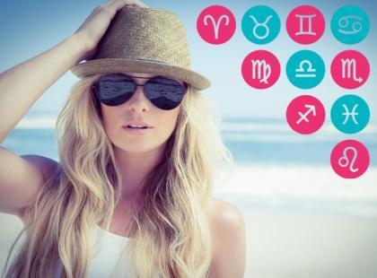 Horoskop na wakacje 2014