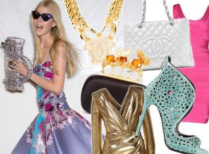 Horrendalnie drogie ubrania i dodatki od wielkich designerów