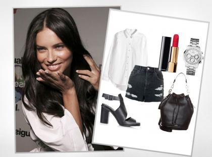 HOT! 5 pomysłów na stylizację z dżinsowymi szortami