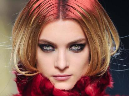 Hot trend: Dwa kolory na głowie