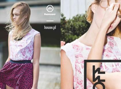 House - kolekcja wiosna-lato 2015