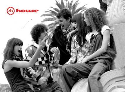 House na wiosnę i lato 2009