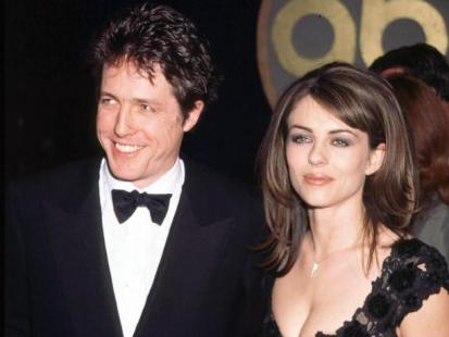 Hugh Grant i Liz Hurley wygrali z paparazzi