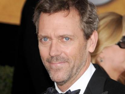 "Hugh Laurie, czyli ""Dr House"""