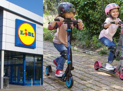 Hulajnogi, rolki, a nawet... gokart! Hitowe zabawki w Lidlu z okazji Dnia Dziecka