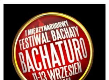 I Międzynarodowy Festiwal Tańca BACHATURO – mamy zaproszenia!