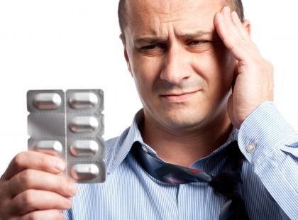 Neuralgia nerwu trójdzielnego jest przewlekłą chorobą, z okresami remisji i nawrótów. Atak bólu mogą wywołać różne czynniki, takie jak: podrażnienie, czy zmiana temperatury/fot. Fotolia