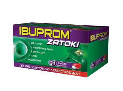 Ibuprom zatoki