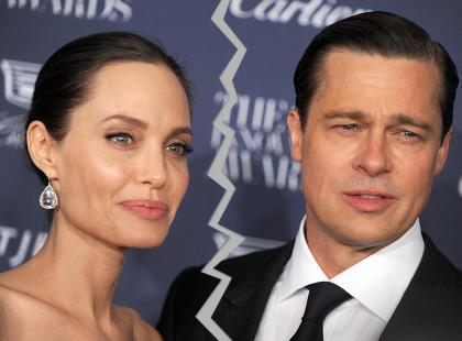 Ich małżeństwo było stawiane za wzór. Angelina Jolie i Brad Pitt rozwodzą się