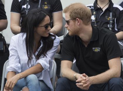 Ich miłość kwitnie! Książę Harry i Meghan Markle przyłapani na czułościach niczym para nastolatków