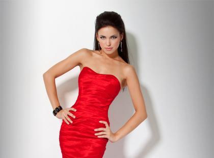 Idealna suknia sylwestrowa i karnawałowa