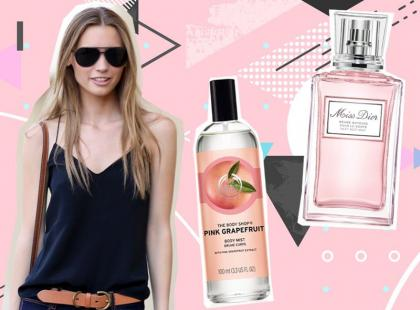 Idealne na lato: perfumowane mgiełki do ciała