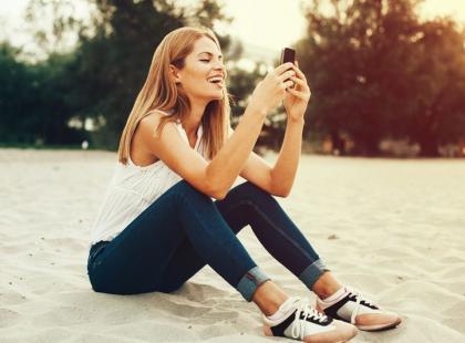 Idealne zdjęcia, selfie i filmy