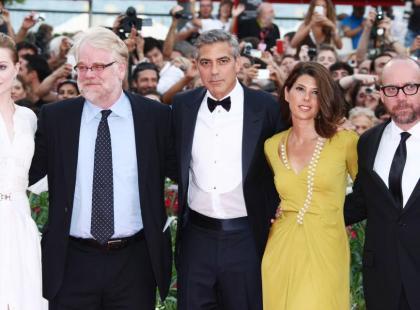 """""""Idy marcowe"""" George'a Clooneya otworzyły Festiwal w Wenecji"""