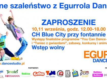II urodziny Egurrola Dance Kids w Blue City