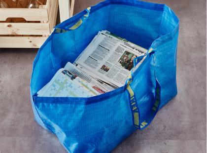 IKEA zmienia słynną niebieską torbę. Jak będzie teraz wyglądać?