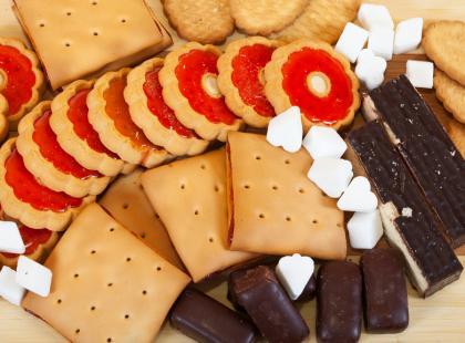 Ile kalorii mają słodycze?