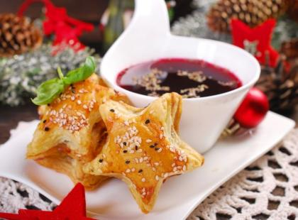 Ile kalorii mają świąteczne potrawy?