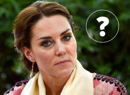 Ile kosztowała garderoba księżnej Kate z podróży do Indii?!