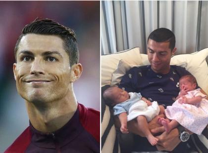 Ile Ronaldo zapłacił za urodzenie bliźniąt? Kwota przyprawia o drżenie