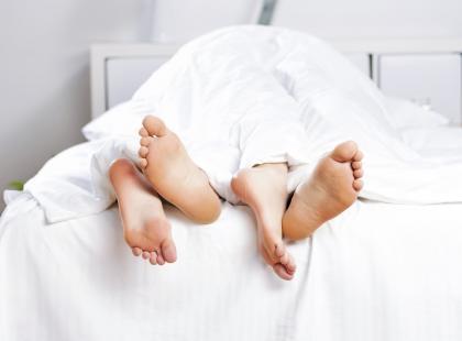 Ile seksu gwarantuje zdrowe relacje w związku?
