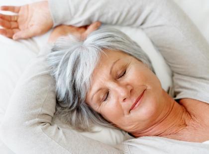 Ile snu potrzebują osoby starsze?