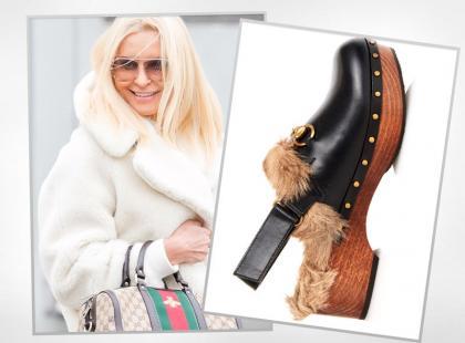 Ile za dodatki Gucci płaci Joanna Horodyńska?!