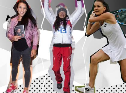 Imponujące sportsmenki - 3 dziewczyny, które zawsze dają radę