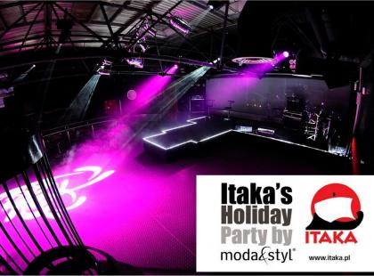 Impreza ITAKA's HOLIDAY PARTY BY MODA&STYL już 30 czerwca!