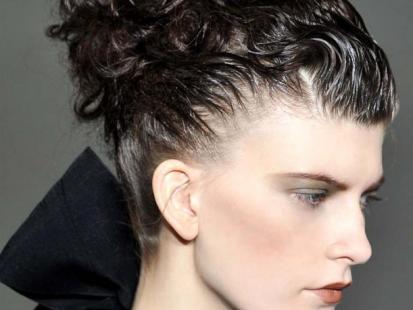 Imprezowa stylizacja włosów
